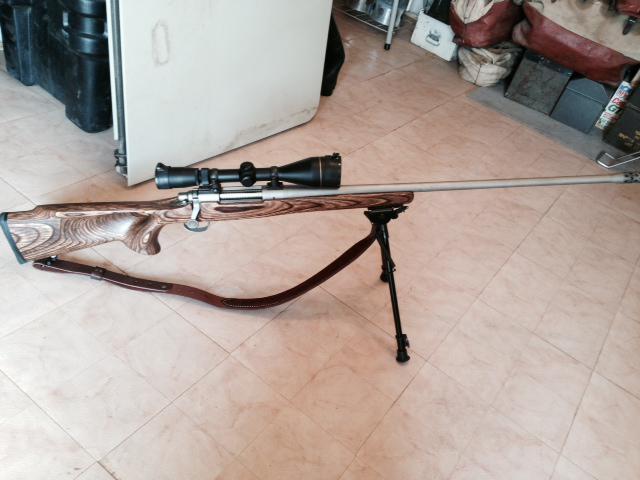 Remington 7MM RUM + Scope + Ammo !!!!!!
