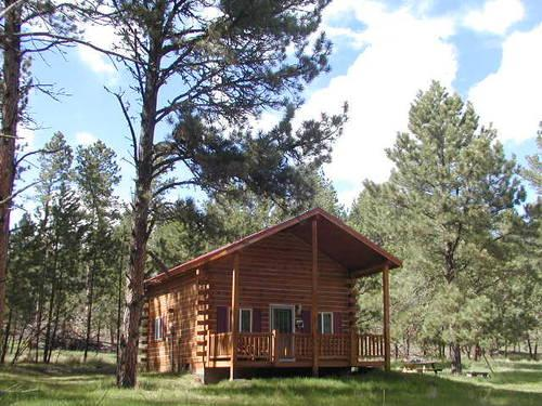 Renegade log cabin in rural custer sd custer sd for Cabins near custer sd