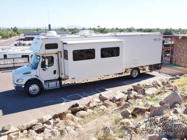 Renegade Rv Class A Diesel Motorhome With A Garage Great