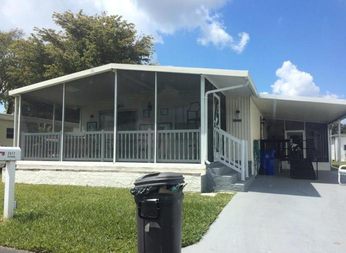 renovated mobile home for sale we will finance pompano