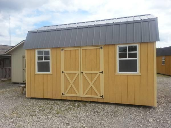 Rent to own storage sheds for sale in kendallville for Hayden honda kendallville indiana
