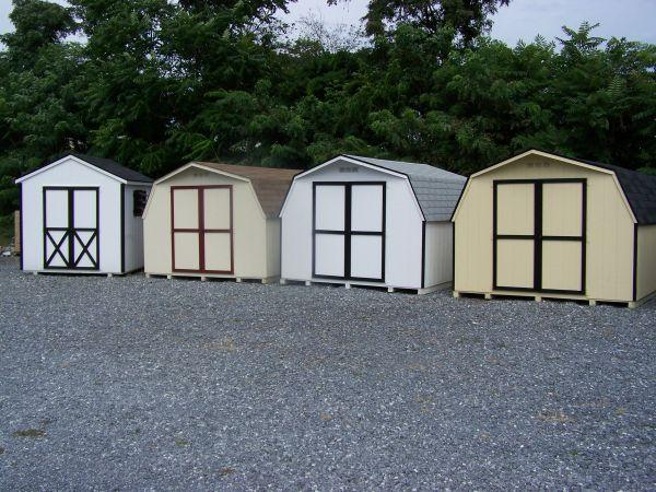 Rent To Own Storage Sheds Lynchburg For Sale In