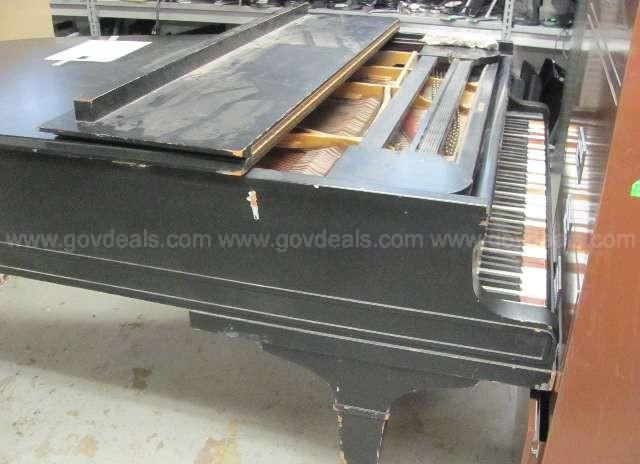 REPAIR NEEDED 1928 Baldwin Grand Piano