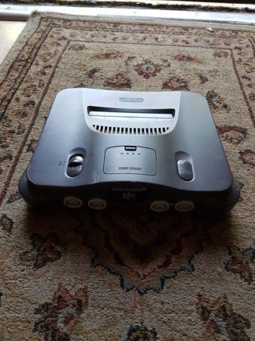 Replacement Consoles. Nintendo 64 and PS One Slim