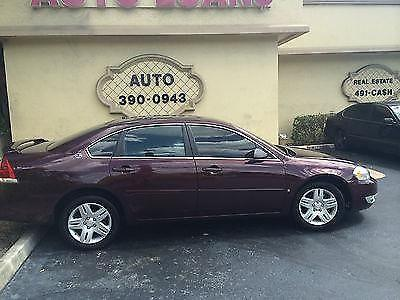 **Repo Special** 2007 Chevrolet Impala LT- LEATHER