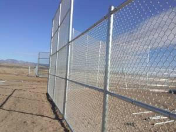 Residential industrial Fencing Projects that enhance