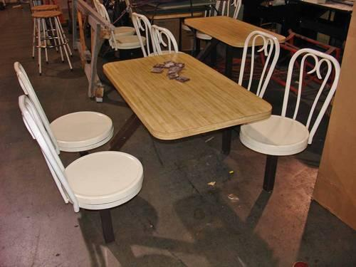 Restaurant tables booths chairs for sale in lumberton
