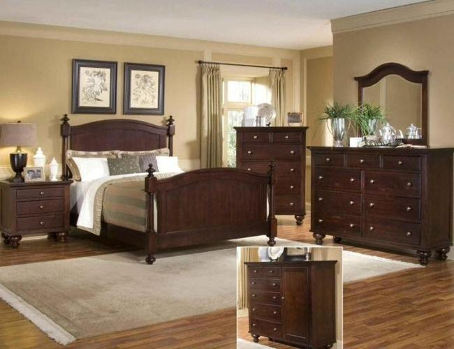 Restoration Hardware Camden Style Bedroom Set 75% Off (buy ...