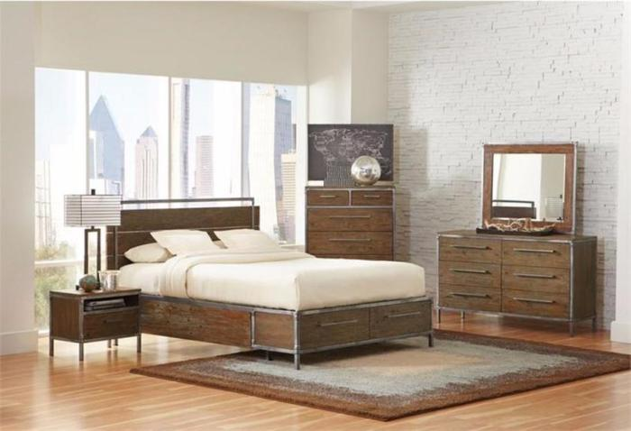 Restoration Hardware Style Bedroom Set $1,449