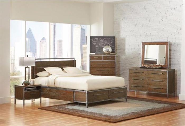 Restoration Hardware Style Bedroom Set 1 449