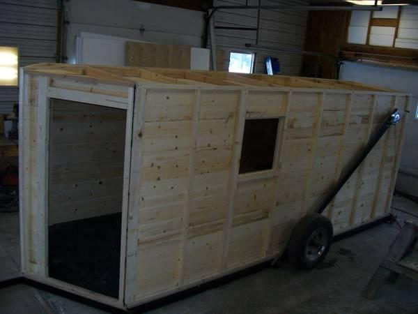 Ice Fishing Wheelhouse For Sale Mn