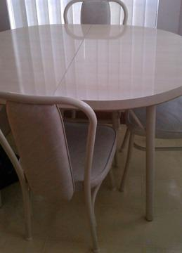 Retro Formica Kitchen Table And Chairs