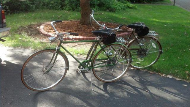 Retro Schwinn Bikes