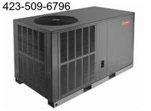 Rheem 4 Ton Gas Ac Package Unit Ooltewah For Sale In