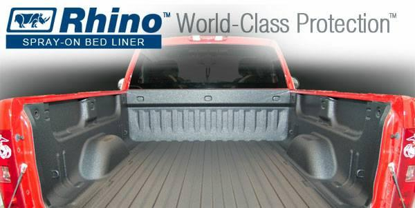 Rhino Truck Bed Liner >> Rhino Liner Spray In Bedliner 429