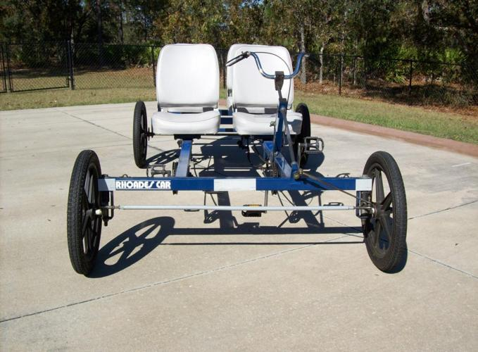 Rhoades 4-seat Bike Car For Sale In Beverly Hills, Florida