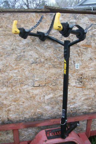 Rhode Gear 2 Bike Hitch Mount Bike Rack For Sale In
