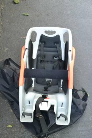Rhode Gear Child Bike Seat Near New Condition By Bell Sports F1625