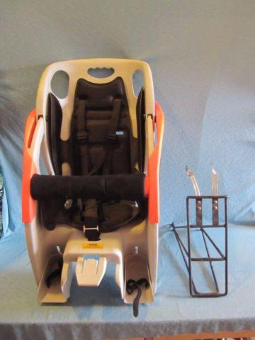 copilot limo bike seat instructions