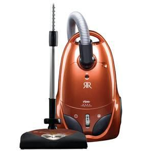 Riccar 1500p Canister Vacuum Cleaner Set W Attachments