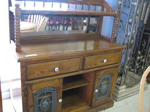 Quot Richardson Brothers Quot Oak Buffet For Sale In Fort Wayne