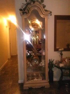 Ridgeway grandfather clock for Sale in Belleview, Florida