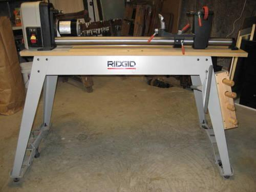 Rigid Wood Lathe Home Depot