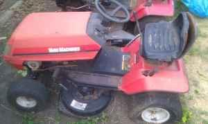 Riding Lawn Mowers-3 total, Craftsman plus others -