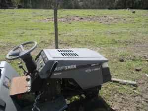 Riding Mower - $250 (Tallahassee)