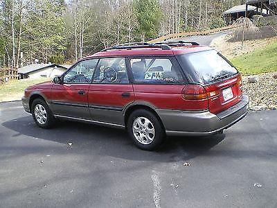 Subaru Legacy Postal Wagon For Sale >> RIGHT HAND DRIVE,,, 98 SUBARU LEGACY OUTBACK AWD,,POSTAL VEHICLE for Sale in Erwin, Tennessee ...