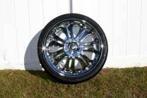 RIMS AND TIRES - (NORTHEAST COLUMBIA, SOUTH CAROLINA) for ...