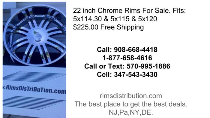 Rims For Sale In Georgia