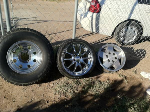 rims with tires for sale size 15 17 for sale in brawley california classified. Black Bedroom Furniture Sets. Home Design Ideas