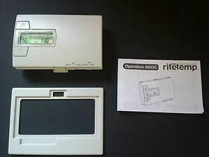 Rite Temp Thermostat Model 8050 For Sale In Hudson Ohio