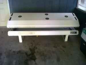 riviera nova sun tanning bed**MAKE AN OFFER** - $500