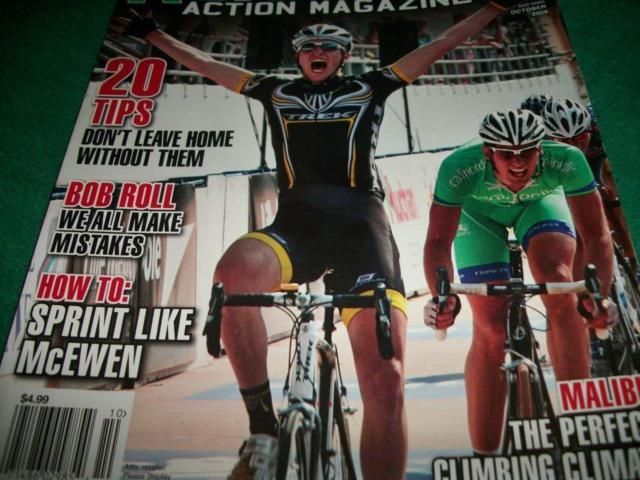 Road Bike Action mag, Oct. 2009,Special. S-Works