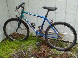 Roadmaster Ultra Terrain Sport 18 Speed Bike - $20