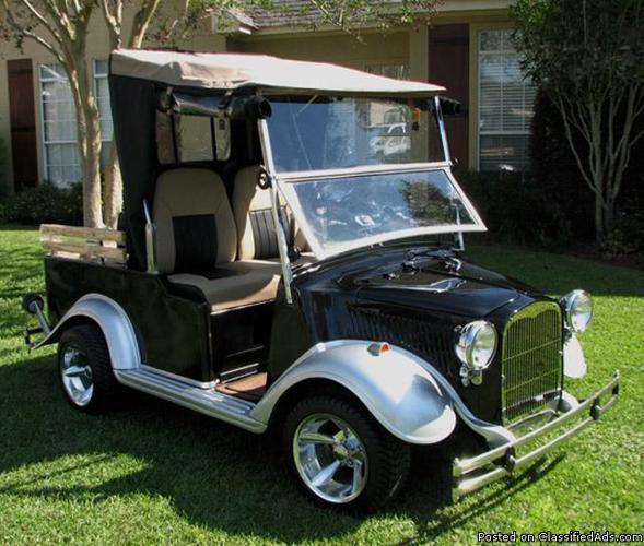 Roadster Kit Club Car Golf Cart For Sale In Lafayette Louisiana