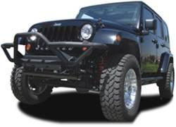 ROCK CRAWLER FRONT BUMPER FOR JEEP WRANGLER