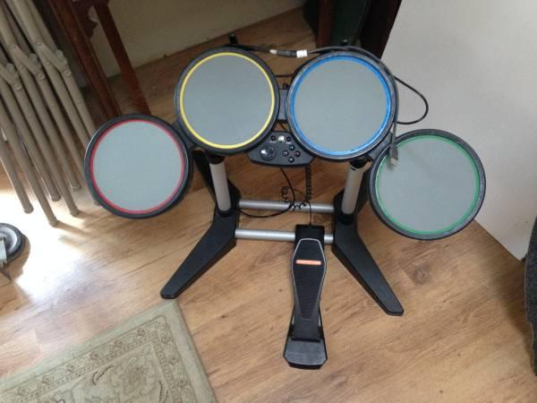 how to use ps3 drums on pc