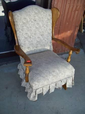 Sensational Rocking Chair 13767 Reduced Was For Sale In Toms Brook Customarchery Wood Chair Design Ideas Customarcherynet