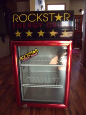 Rockstar Fridge For Sale In Camby Indiana Classified