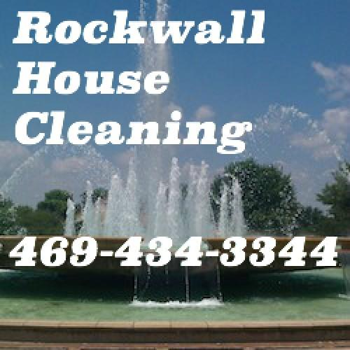 Rockwall TX House Cleaning Service