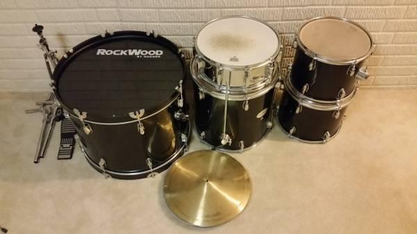 Rockwood Drum Set : rockwood drum set for sale in bloomington illinois classified ~ Hamham.info Haus und Dekorationen