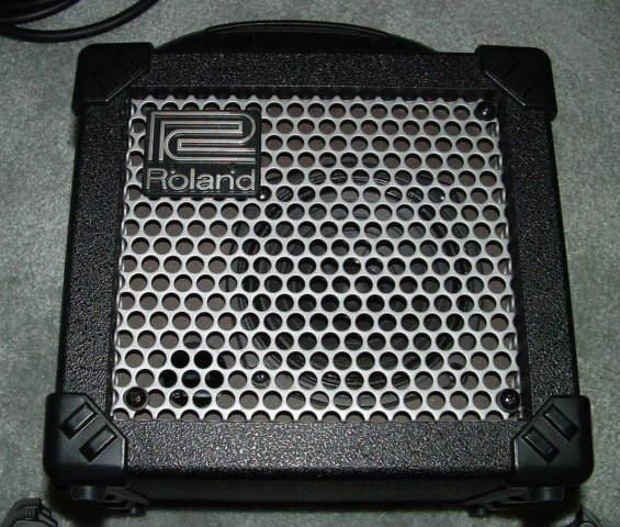Roland Battery powered Micro Cube Amp $80.00