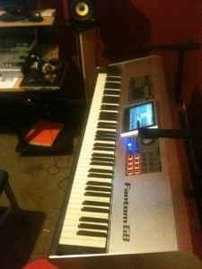 Roland Fantom G8 Workstation - $2300 (waco tx)