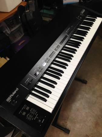 roland mkb 300 manual for sale in california classifieds buy and