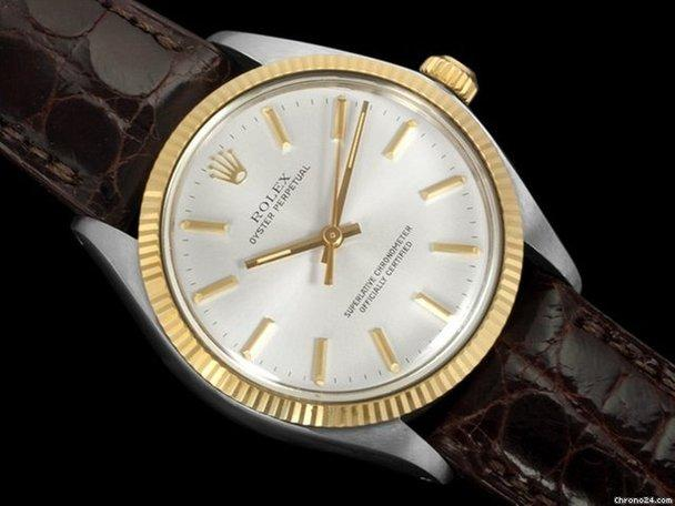 Rolex 1978 ROLEX Vintage OYSTER PERPETUAL Mens