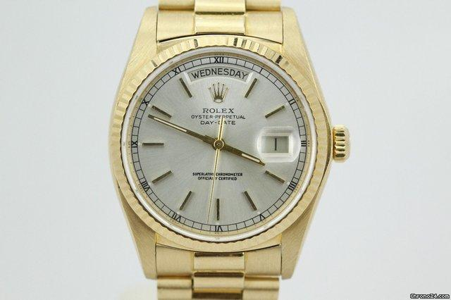 Rolex Day Date President 18038