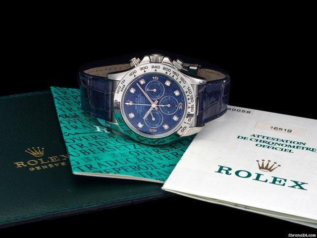 Rolex Cosmograph Daytona 16519 - ahotwatch.com
